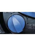 """Technologie Easy-clean: Bouton rotatif qui a pour fonction """" Nettoyer ou filtrer """""""