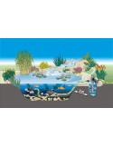 Mise en situation filtre et pompe Aquamax Eco Premium 6000