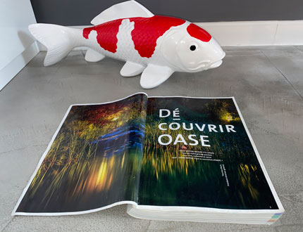 Catalogues produits Oase